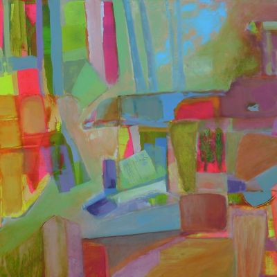 <strong></strong><br><p>Shaping the land</p><br><p>Acrylic on deep edge canvas</p><br><p>120 x 90 x 4.5 cm</p>